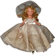 Nancy Ann Storybook Painted Bisque #304 Blossom Time Operetta Series