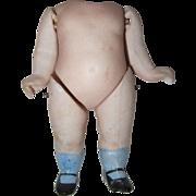 Miniature All Bisque Body
