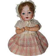 Morimura Brothers Japanese Bisque Head Baby Doll