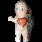 Rose O'Neill Kewpie with Umbrella