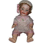 Character Face Morimura Brothers Bisque Head Baby Doll
