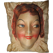 REDUCED Ginekin and Company Press Bed Doll Face