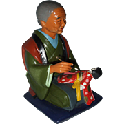Mimaou Figurine of Doll Making
