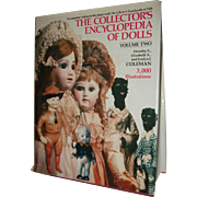 The Collector's Encyclopedia of Dolls  Volume 2