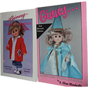 Ginny, America's Sweetheart & Ginny, American Toddler Doll, 2nd Revised Edition by A.Glenn Man
