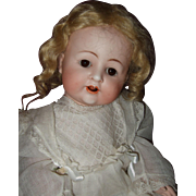 REDUCED C.M. Bergmann, Bisque Head, Character Baby