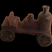 German, Putz  Wood Fire Wagon