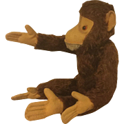 Schuco Stuffed Monkey
