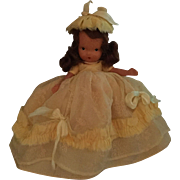Painted Bisque Nancy Ann Storybook Doll