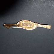 Antique Baby Pin