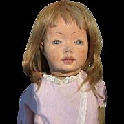 SOLD Jersey Boardwalk Early Kamkins Cloth Doll