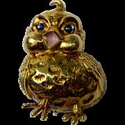 Cheap Cheap Chick brooch (0411)
