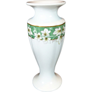 SALE Rosenthal Classic Pearl China Porcelain Candlestick Candle Holder with Ivy Plus Free US S