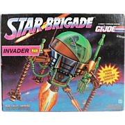 SALE NIB Never Opened G.I. Joe Star Brigade Invader Attack Pod Hasbro & Free ...