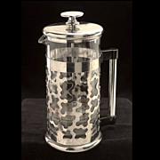 Rare Memphis Design Era Boden coffee maker designed by George J. Sowden