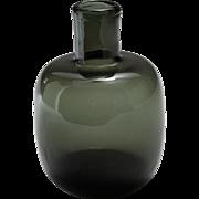 Circa 1970's Studio Glass Vase, California School