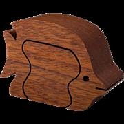 Larissa Scott Trinket Box Wood Puzzle