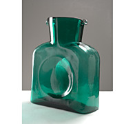 SALE PENDING Richard Blenko signed Carafe