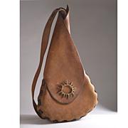 Vintage 1970's Hippie Era Shoulder Bag