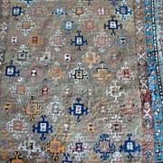 "SOLD Persian SERAB Runner 3'6"" x 9'6"" Oriental Rug, Antique"