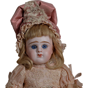 Appealing Small French E.D. Bebe - 10.5 Inches