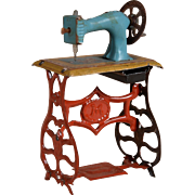 Meier Penny Toy Doll House Sewing Machine