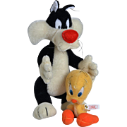 Steiff Sylvester and Tweety Warner Bros. Limited Edition