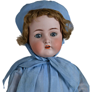 Cute Kammer & Reinhardt 403 Flapper Child - 22 Inches.