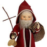 SOLD Early R. John Wright St .Nicholas - 16 Inches