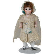 Sweet All Bisque in First Communion Dress - 3.75 inches