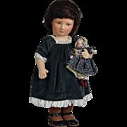 R John Wright Doll - Rachel - Sunday Best