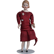 All Original Dollhouse Lady - 5 Inches