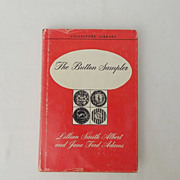 SALE Reduced Shipping! The Button Sampler by Lillian Smith Albert and Jane Ford Adams Vintage