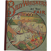 SALE Billy Whiskers at the Fair copyright 1937