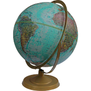 "SALE 12"" OCEAN Series Replogle Globe Excellent Condition"