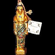 SALE PENDING Polanaise Egyptian god Izis Ornament