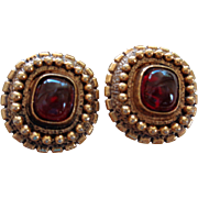 Vintage Chanel Earrings