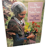 "Tasha Tudor Book ""The Private World of Tasha Tudor"""