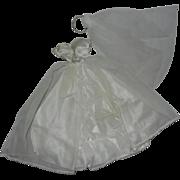 Mattel Barbie 1963-1965  #947 Brides's Dream Dress
