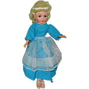 "1961 10 1/2"" Uneeda Disney's Pollyanna Doll"