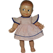 1946 Giggles Composition Doll by Cameo