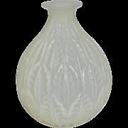 Lalique French Art Glass Vase