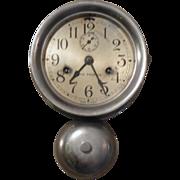 Seth Thomas Ship's Clock with Bell