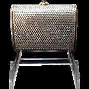 Vintage Leiber Swarovski Crystal Minaudiere