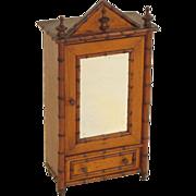SOLD Salesman sample armoire