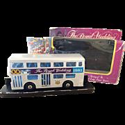 Vintage Matchbox The Royal Wedding bus in original box 1981