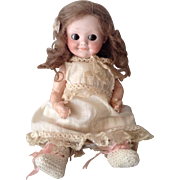 Cute little  AM 323 Googly doll 8 inches