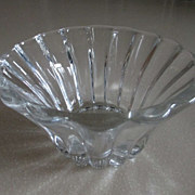 Heisey Crystolite Thousand Island Dressing Bowl