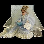 Beautiful Madame Alexander Victorian Bride Cissette