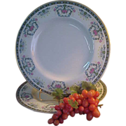REDUCED Beautiful Pickard Navarre Dinner Plates